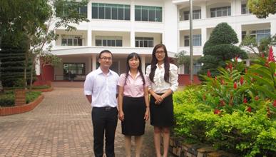 phòng hợp tác quốc tế - Bệnh viện Phong – Da liễu Trung ương Quy Hòa