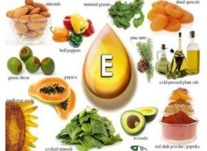 Hình 3: Vai trò của vitamin E